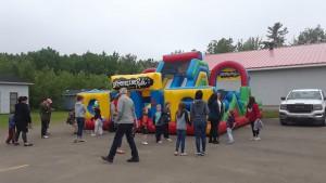 8-Bouncy Castle