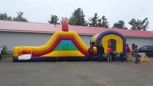 9-Bouncy Castle