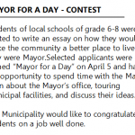 CONTEST -Mayor for a day (EN1) description