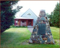 Bonar Law Memorial Cairn
