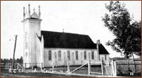 Immaculate Conception Church circa 1911