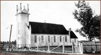 Immaculate Conception Church circa 1911