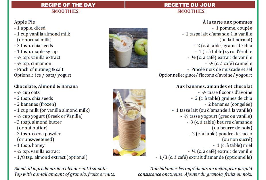 5- Recipe