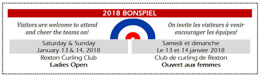 1- Ladies Open BONSPIEL