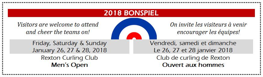 1- Men's Open BONSPIEL