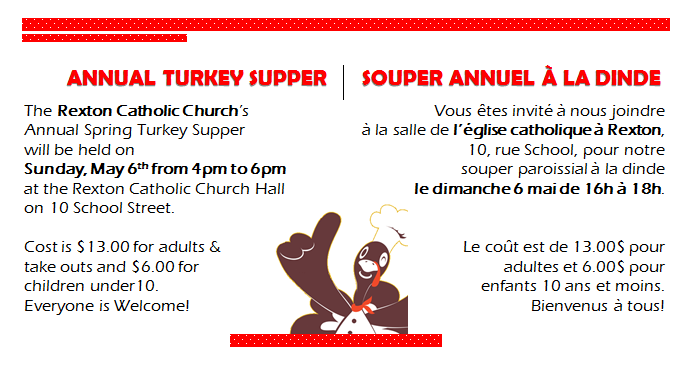 5- CatholicChurch TurkeySupper