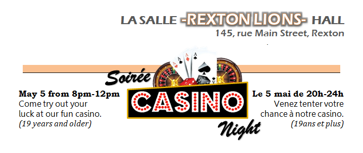 5- LionsHall CasinoNight