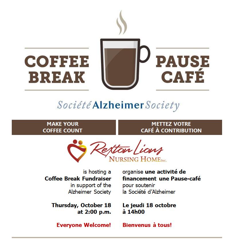 10- CoffeeBreak RLNH Fundraiser -18.10.2018