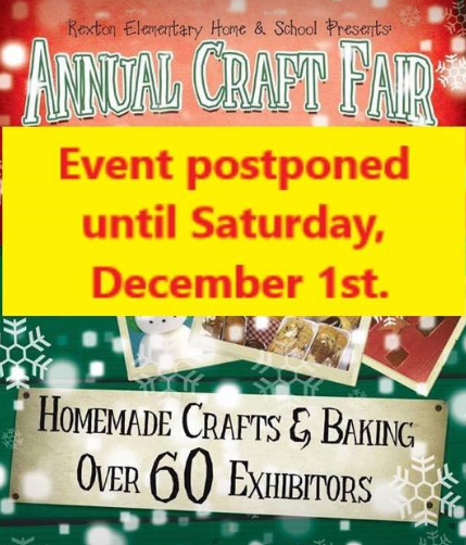 11- Craft Fair -Elementary School -1.12.2018