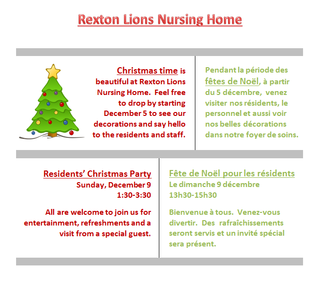 12- RESIDENT'S PARTY -NursingHome -Dec.9.2018