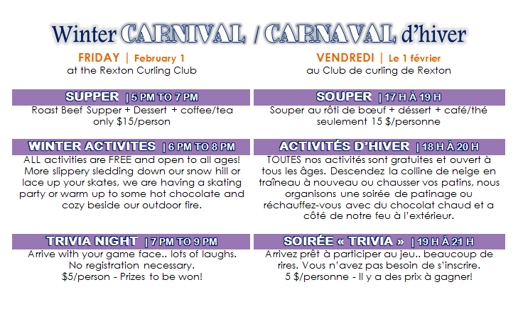WINTER CARNIVAL - FRIDAY