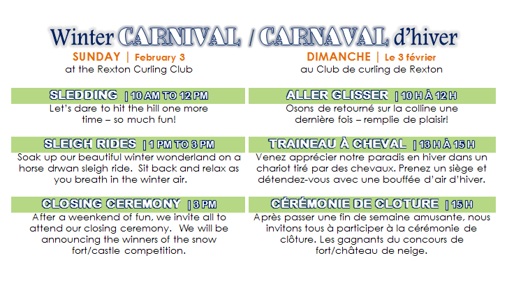 WINTER CARNIVAL - SUNDAY.