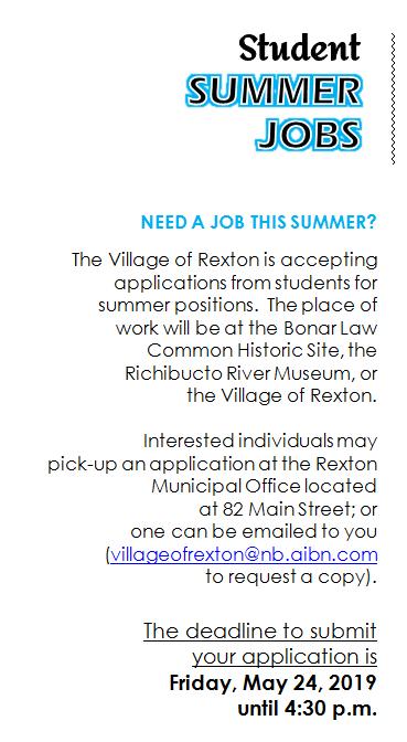 3- Student Summer Job (EN)