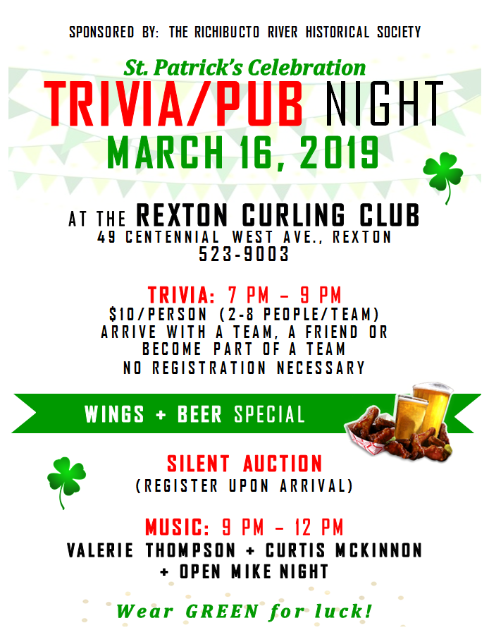 3- Trivia&Pub Night -EN- March 16