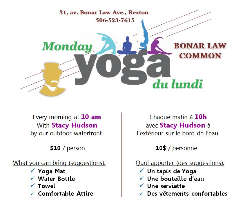 7- Monday YOGA
