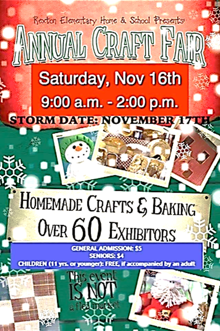 11- XMAS CRAFT FAIR (RES) 16.11.2019