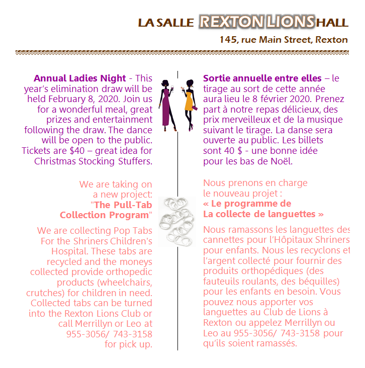 2- LADIES NIGHT LIONS 8.02.2020