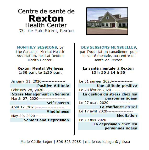 Health Center BULLETIN insert - Copy